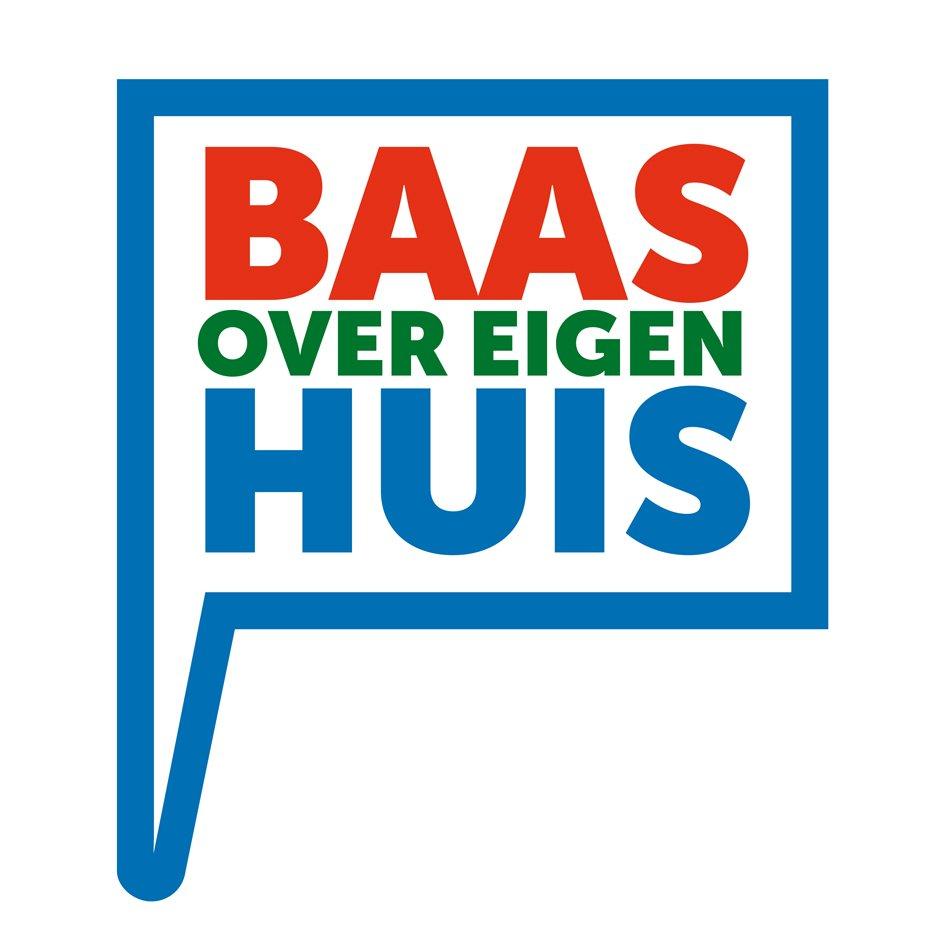 Vastgoed communicatie voor Baas over eigen huis \ Schriever design en concept
