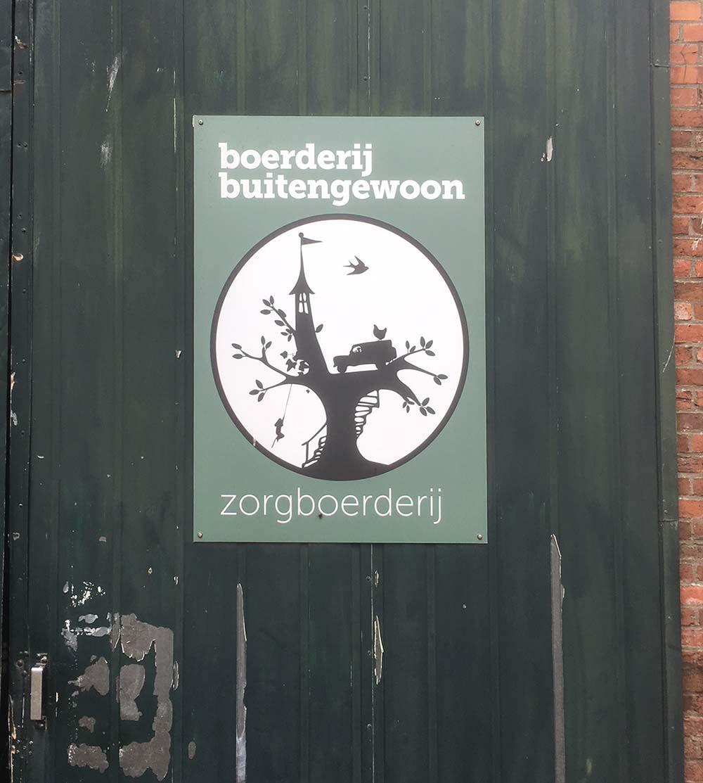 Illustraties en drukwerk voor Boederij Buitengewoon | Schriever design