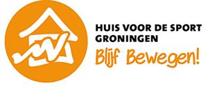 Logo ontwerp Huis voor de sport