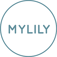 MyLily logo-ontwerp