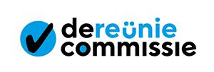 Logo ontworpen voor de Reunie Commissie