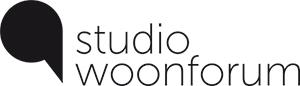 Logo ontwerp Studio Woonforum