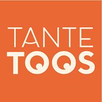 Logo ontwerp voor Tante Toos