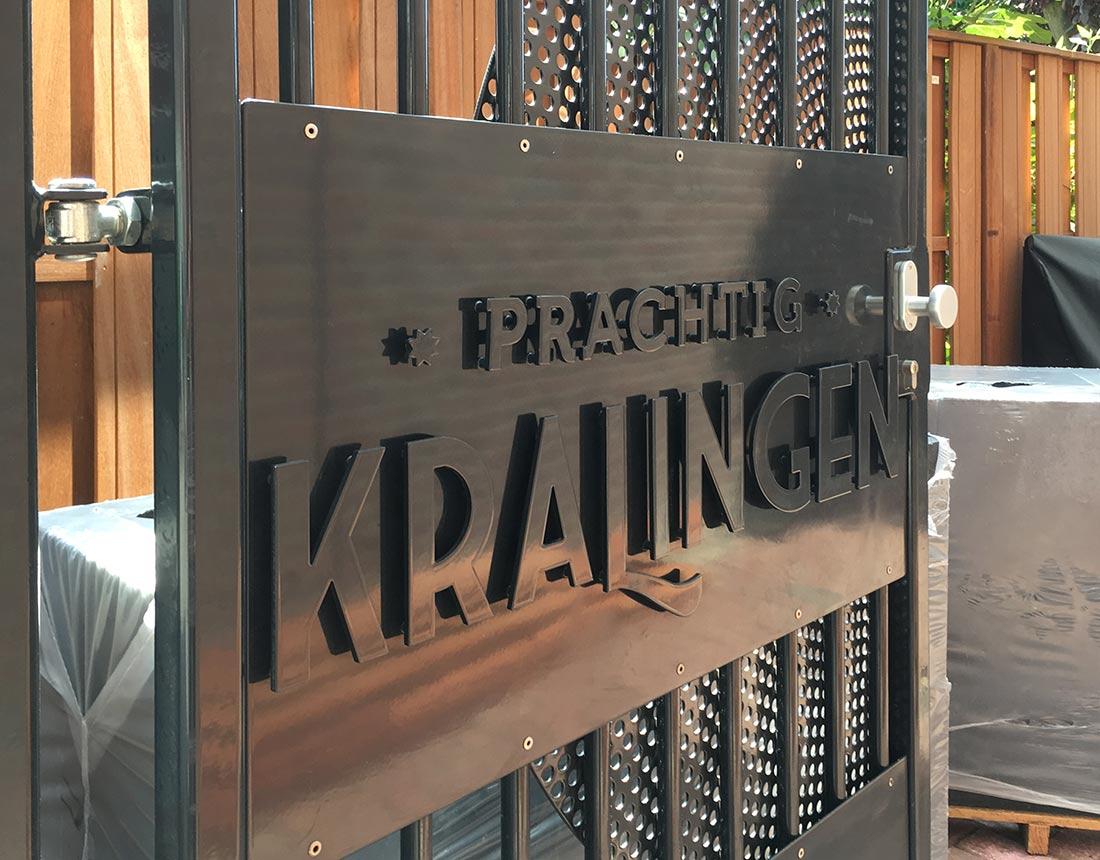 Poort | Prachtig Kralingen | Vastgoedcampagne & design