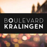 Boulevard Kralingen gebiedslogo | Campagne | Schriever design