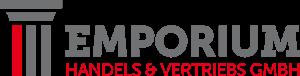 Emporium | Logo restyling | Schriever design