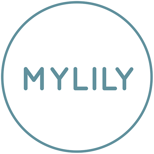 My Lily logo-ontwerp & positionering MYLILY