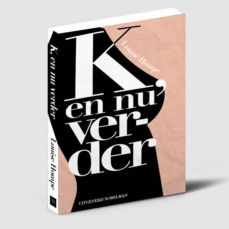 Boekontwerp K en nu verder