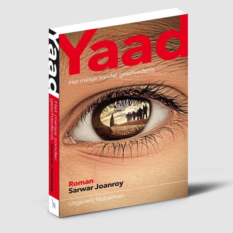 Boekontwerp Yaad