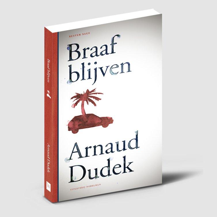 Boekomslag ontwerp - Braaf blijven