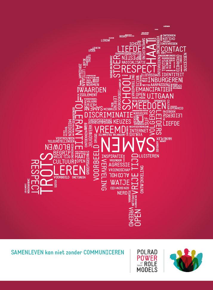 Poster design voor campagne.
