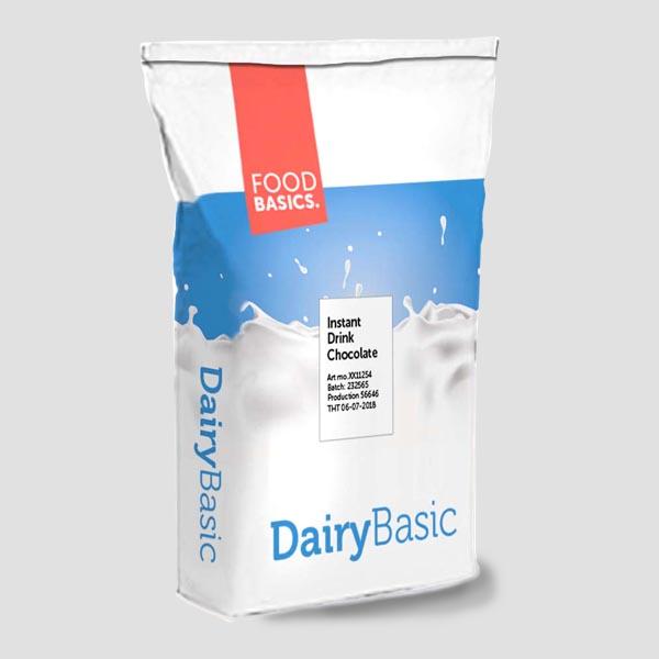 ontwerp verpakking voor Food Basics